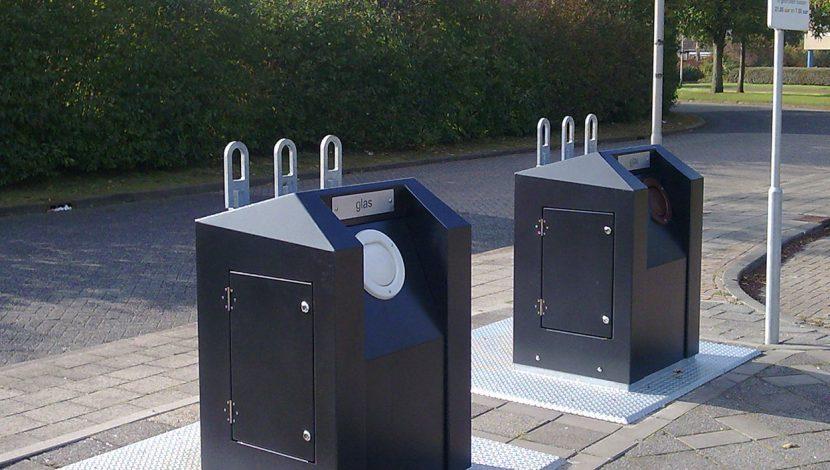 Ondergrondse containers